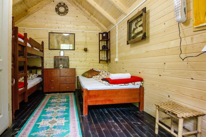 Waterfall Rafting Center ❀ Deluxe Bungalow ❀