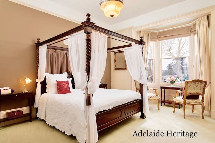 Adelaide Heritage Guest room No Breakfast
