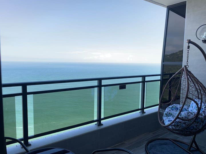 南澳岛山海汇看日出海景大阳台大床房