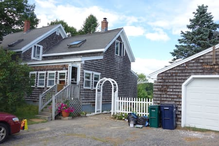 Classic farmhouse with views near the ocean - Biddeford - Dom