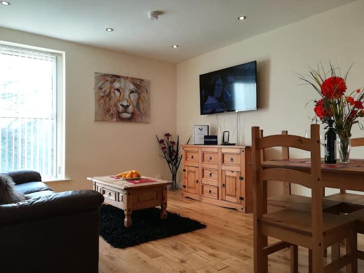 Modern, large, 2 bedroom apt - UPLANDS, SWANSEA
