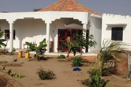 Immersion dans un village Bambara