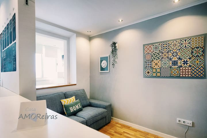 Casa AMOReiras - Cozy Apartment. NEW!!