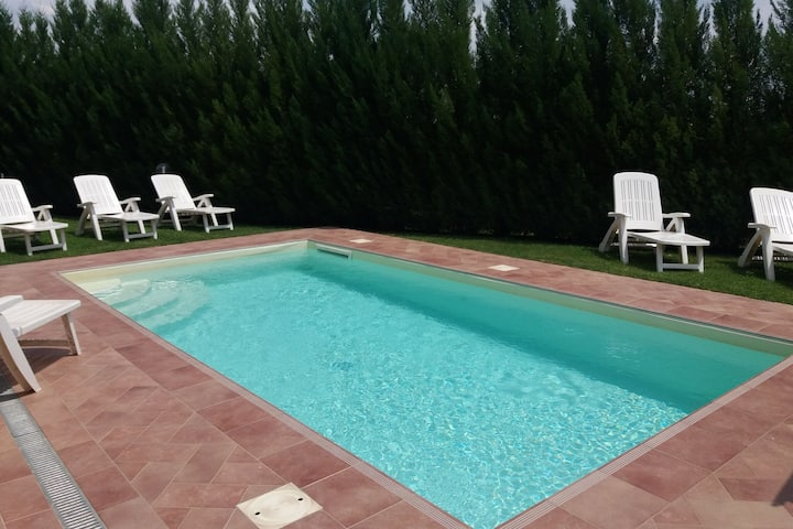 Timeless Holiday Home in San Miniatow with Private Swimming Pool