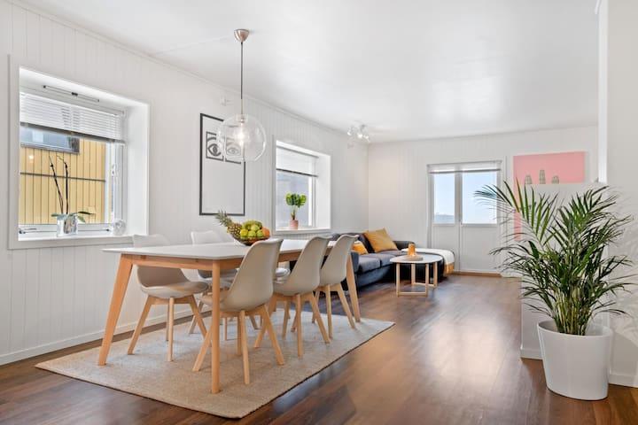 Modern apartment close to city centre