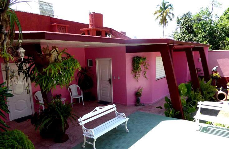 """Habitación """"América Central""""-Hostal Las Américas - Sancti Spíritus - Hostel"""