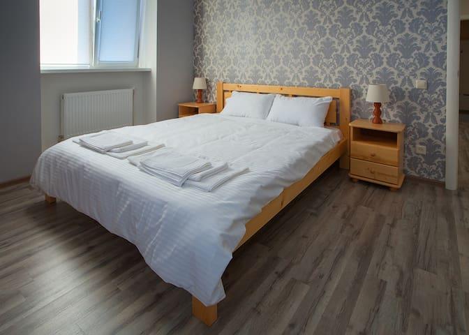 2-комнатный номер (бизнес-класс) - Sumy - Gästehaus