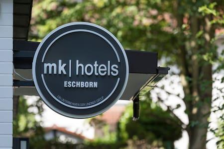 mk | monteurzimmer eschborn