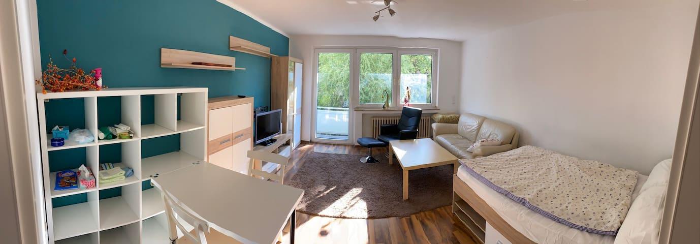 Schlaf- & Wohnzimmer