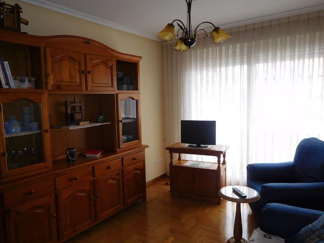 Acogedor apartamento cerca de la playa. - San Juan de la Arena - Huoneisto