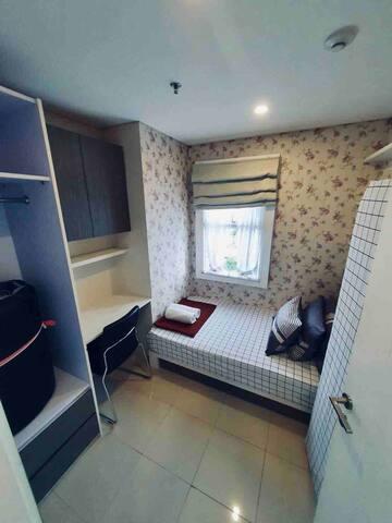 Bedroom no 2 (kamar kedua)