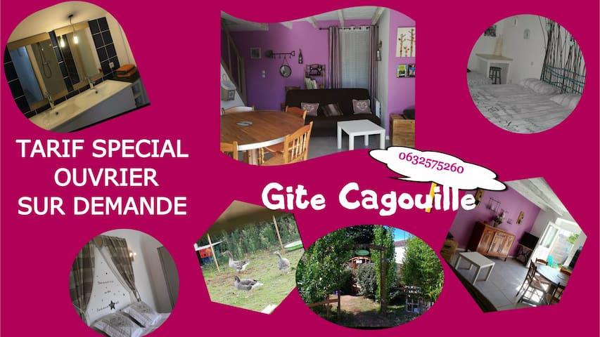 Marais Poitevin  Gite Cagouille ( plan sécurité)