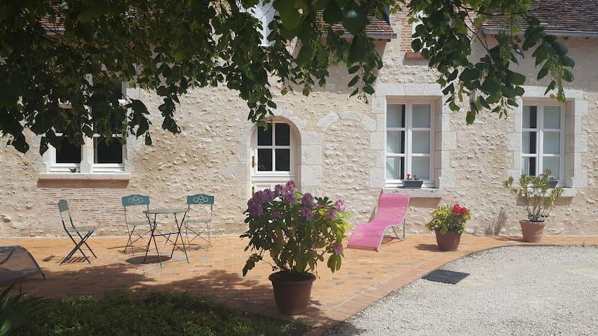 Closerie des Laudières - Suite 50 m² - 2/3pers