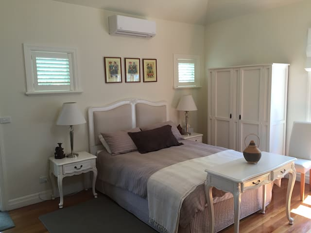 The Garden Studio - stylish convenient oasis - South Melbourne