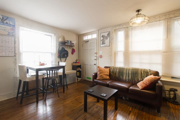 Rittenhouse / Fitler Sq 1 Bedroom