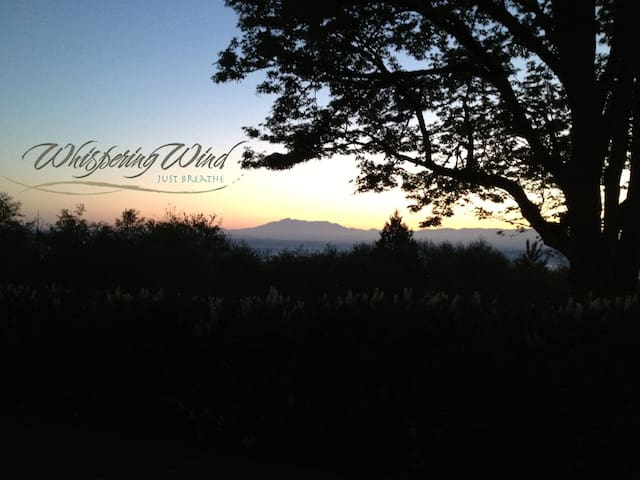 Whispering Wind - Garden Room - Monroe - Maison