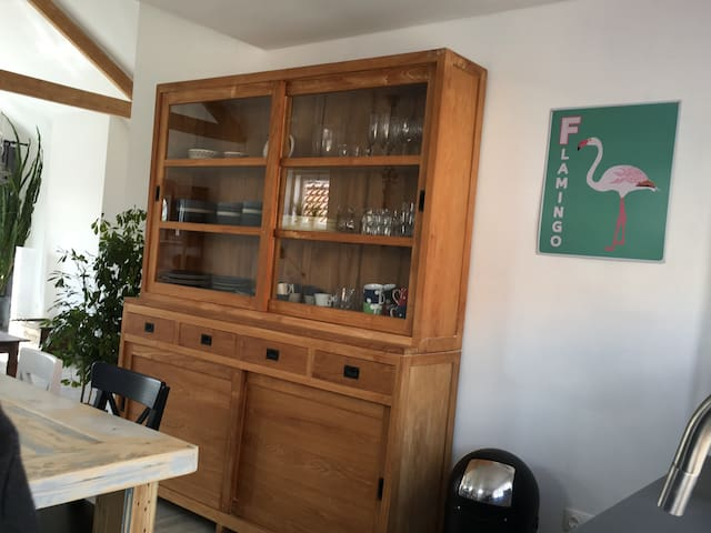 """Appartement  """"In de Brouwerij"""" - Groede - House"""