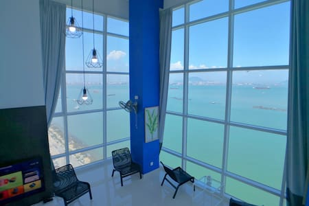 180° Sunrise Seaview Seaside Duplex 无敌日出全海景海边套房 15