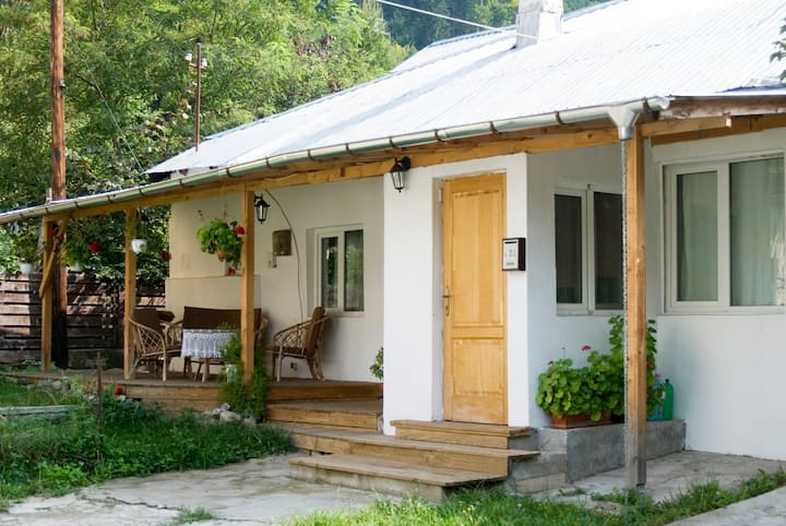 Casa Oprea, Central Cozy Chalet