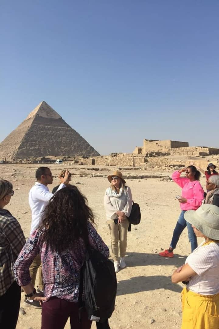 Explaining the ancient history of Egypt