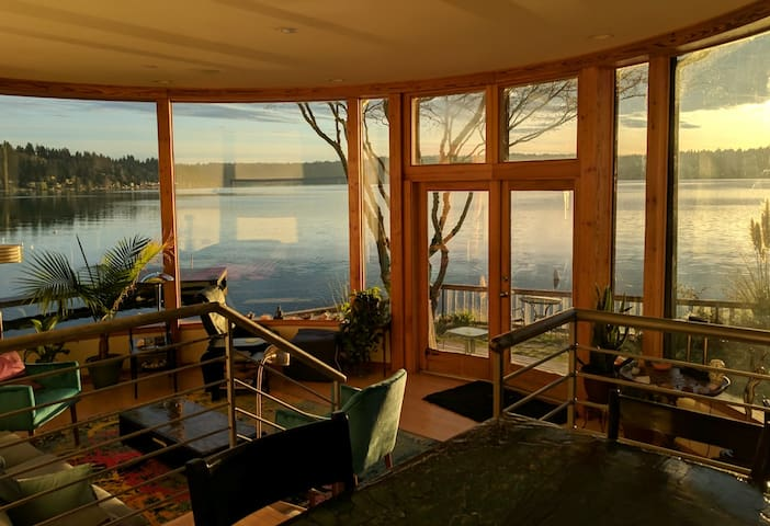 Private Rm/Bath, West Lake Sammamish, Bellevue/Sea