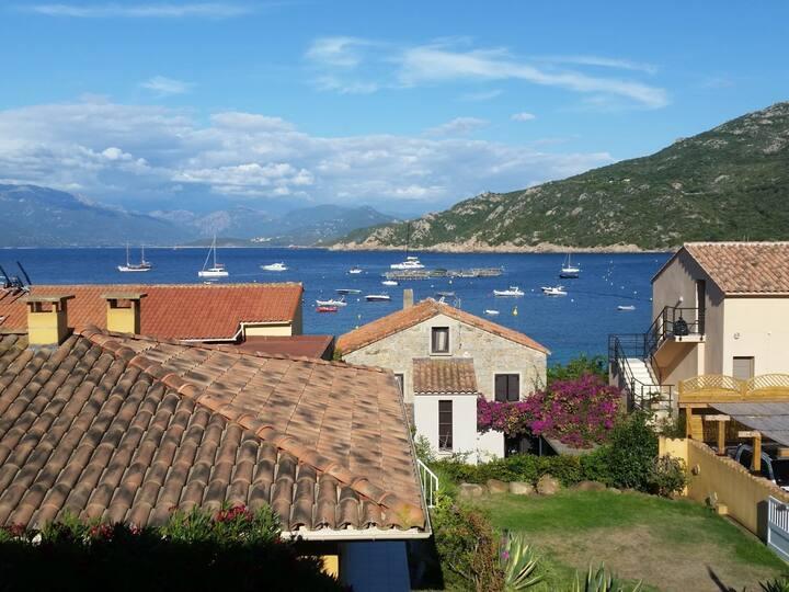 Maison près de la mer Campomoro