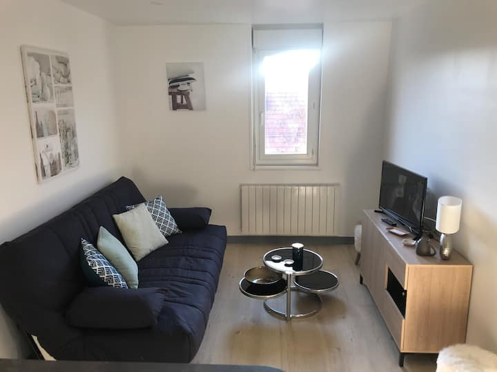Chez Françoise  Studio cosy