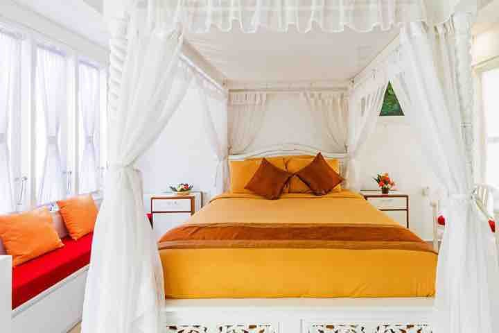White House Villa Bali 3 with pool,special promo