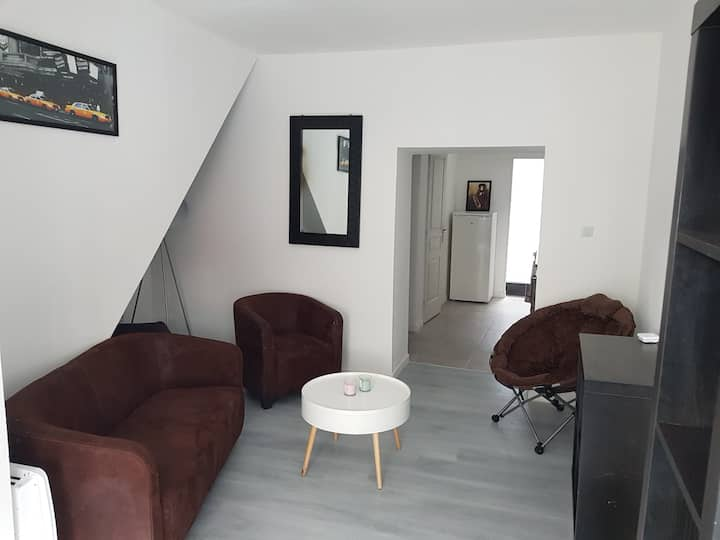 appartement T2 tout équipés proximité centre Rouen