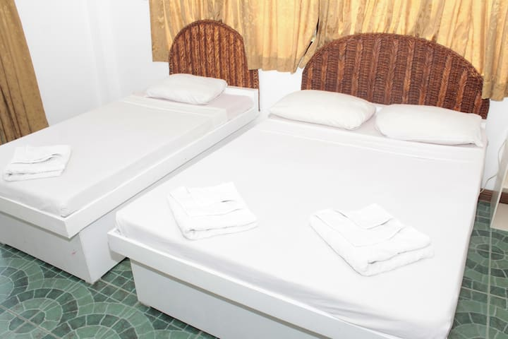 Nito Room, Baclayon Bed & Breakfast - Tagbilaran City - Daire