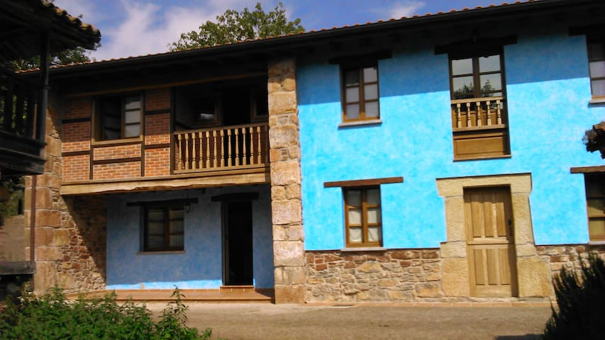 APARTAMENTOS RURALES LA ESPINA 2 - Villaviciosa - House