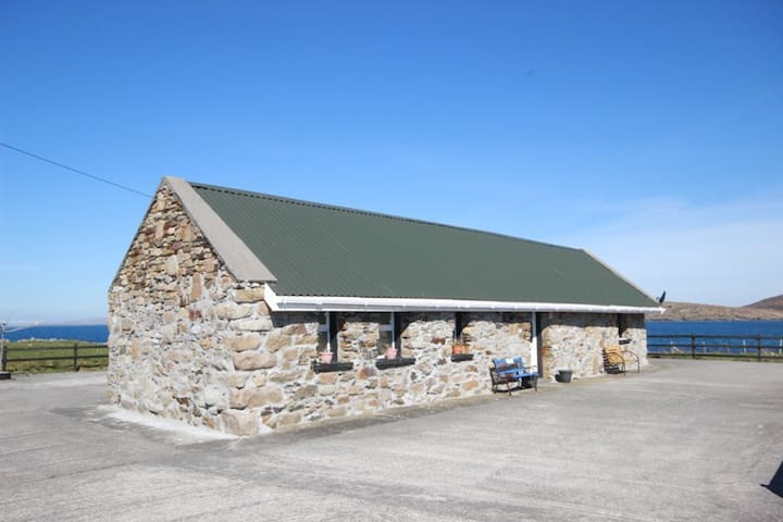 Laceys Cottage, Cleggan - Cleggan - Casa