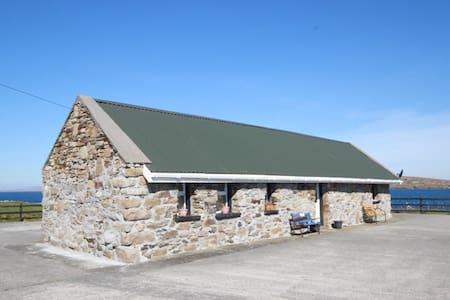 Laceys Cottage, Cleggan - Cleggan - Hus