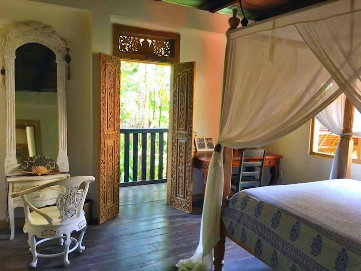 Double Room, Lumbung Damuh, Seaside Eco-Homestay