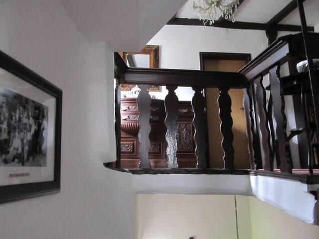 Main House Upper Hallway