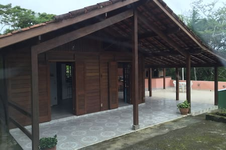Casa praia da Almada - Ubatuba/SP