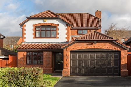 4 BED DETACHED NEC/BHX/Snowdome/Drayton Mnr/Tamwor