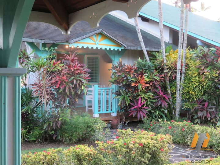 Charming Twin villa/80M beach/ Near center