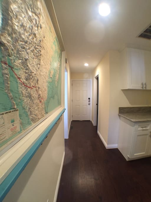 Mud/Entry room on Swallow Dr.