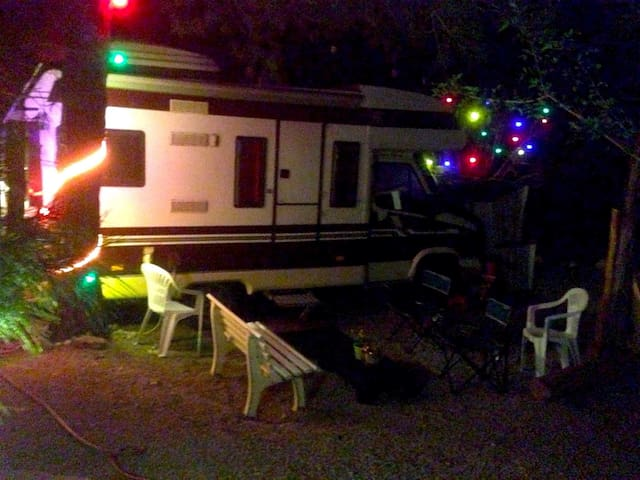 Glamping in the nature and just 8 min to the Beach - Sant Josep de sa Talaia