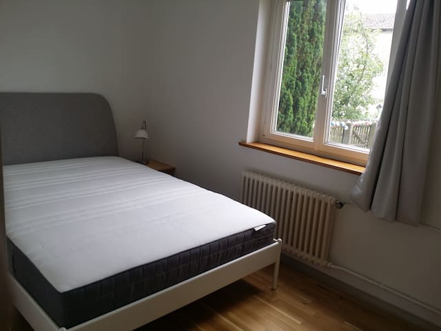 Double room in very quiet and cosy villa