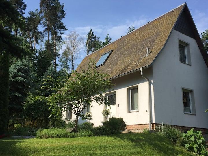 """Ferienhaus am """"Grünen See"""""""