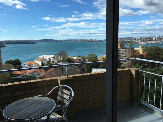 Full appartement amazing Bay view - Kirribilli - Apartment