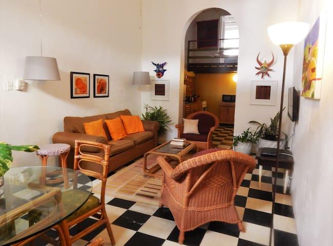 Portal del Sol, Cozy Apartment, OSJ