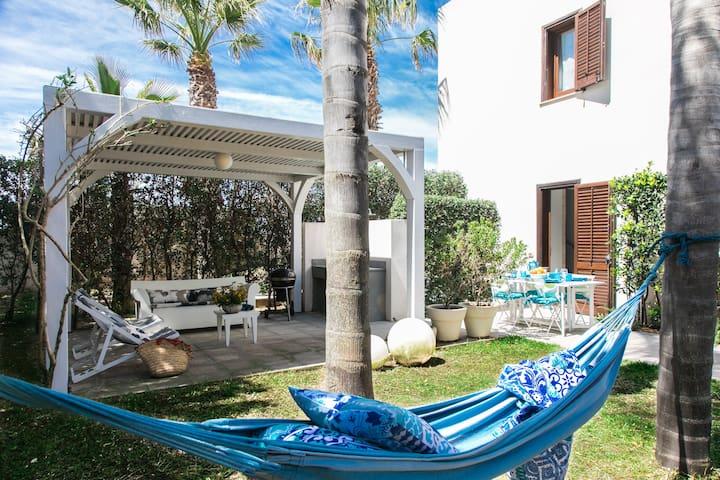 Casa Azzurra nel cuore di Favignana