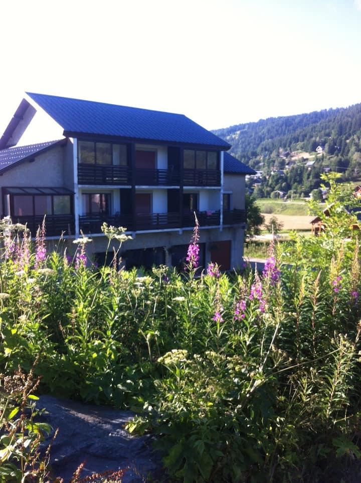Studio a l'Alpe du Grand Serre