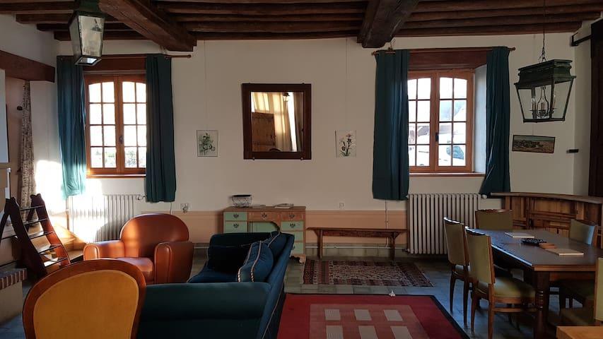 L'Orangerie de Montdoucet