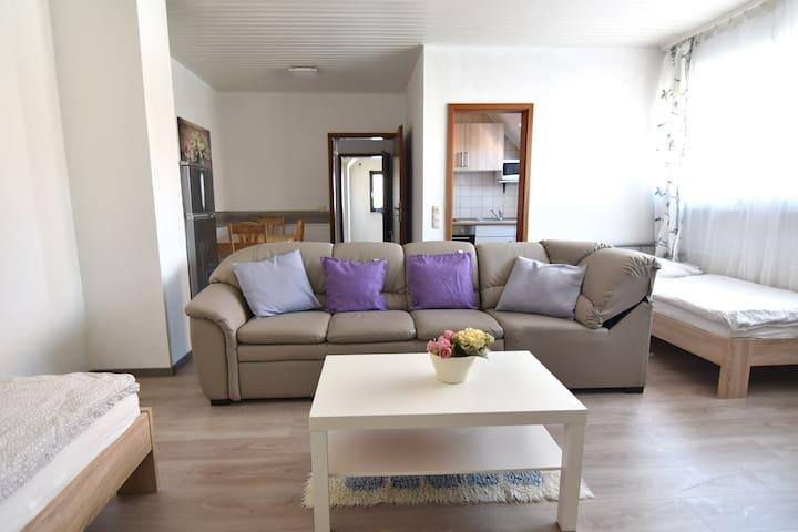 T22b Central Maisonette Apartment Troisdorf