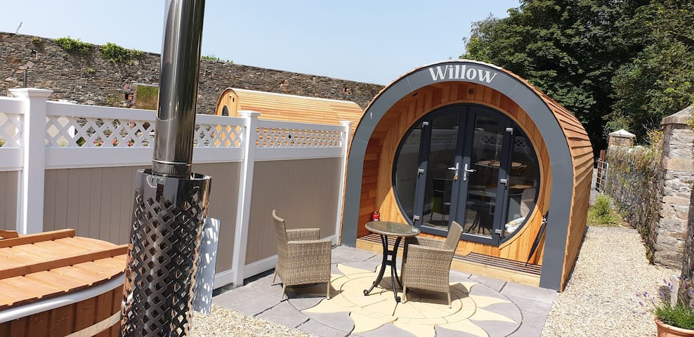 ThePods@Derrycamma  for a perfect romantic getaway