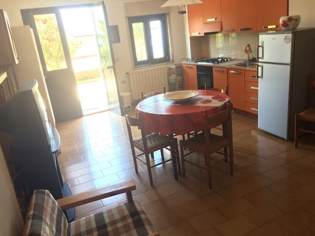 Beautiful, clean 2 bedroom apt  in Palmi, Calabria